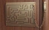 Maze Door Chain