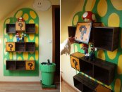 Super Mario Furniture