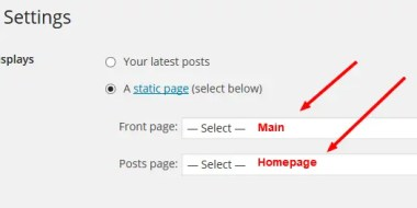 How to Make a Splash Page in WordPress