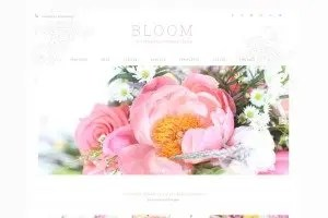 Bloom Child Theme for the Genesis Framework
