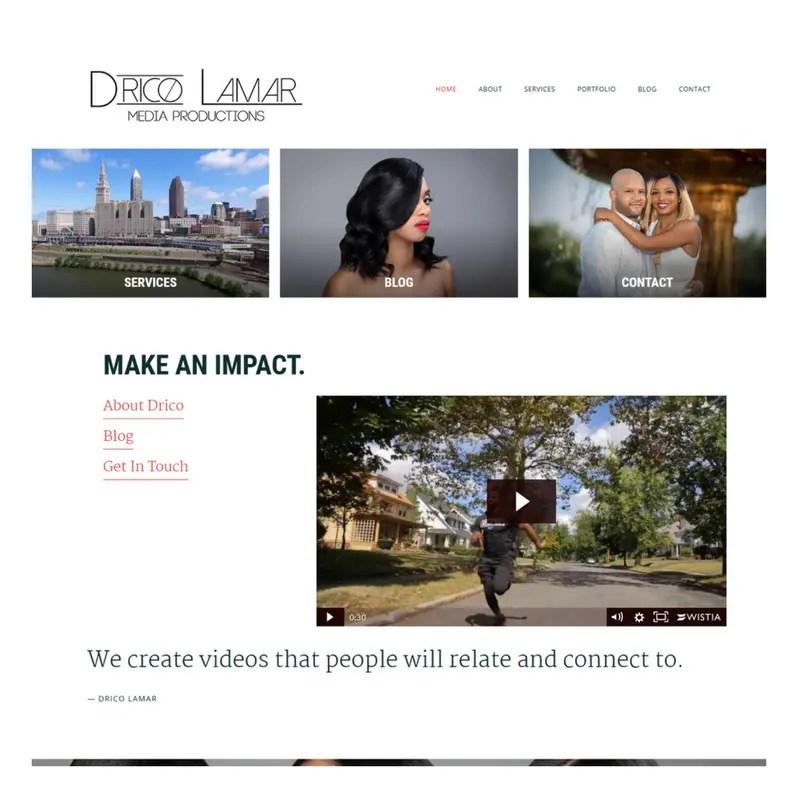 Drico Lamar Media Productions