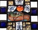 Mackinac Island Mosaic Tile Incense Holder