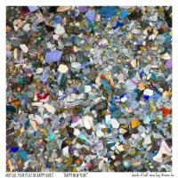 mosaic tile gazing balls