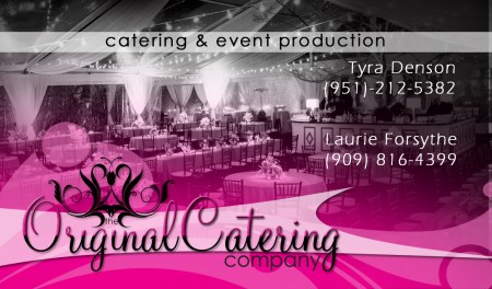 the Original Catering Company