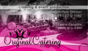 the Original Catering Company