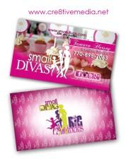 Custom Busines Card Design