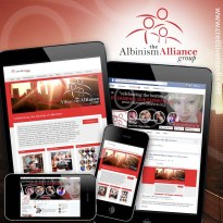 Web Marketing Bundle for The Albinism Alliance Group