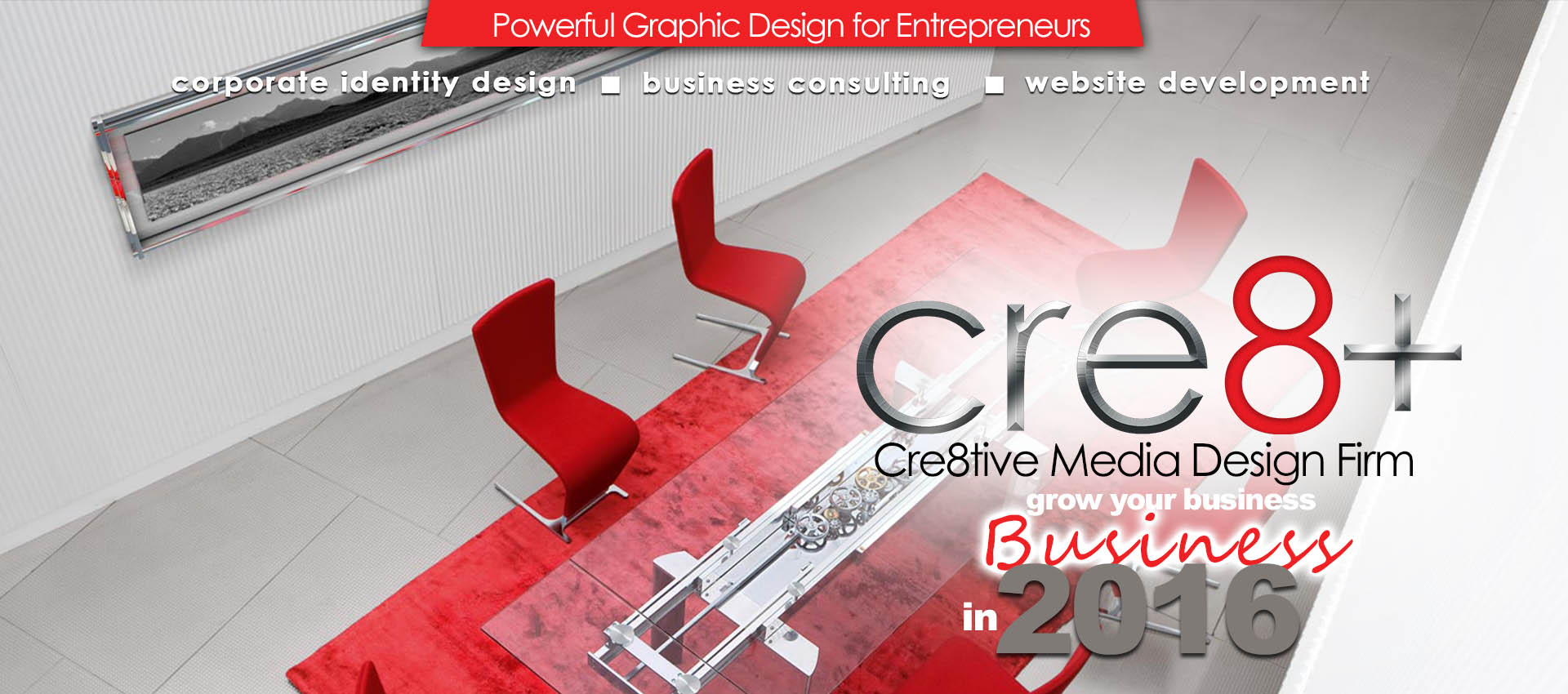 Cre8+ More Opportunities to Connect with Cre8tive Media