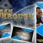 Breakthrough Money School Logo Design