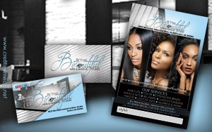 Flyer BCard Presentation