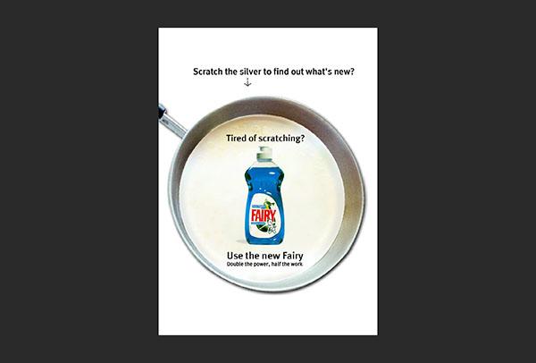 Fairy Creative Ad