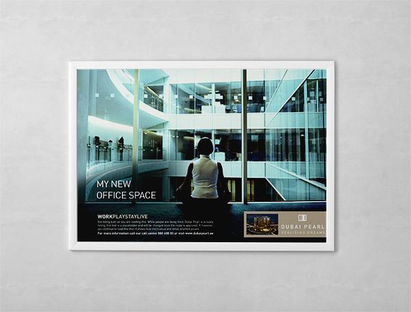 Dubai Pearl Ad