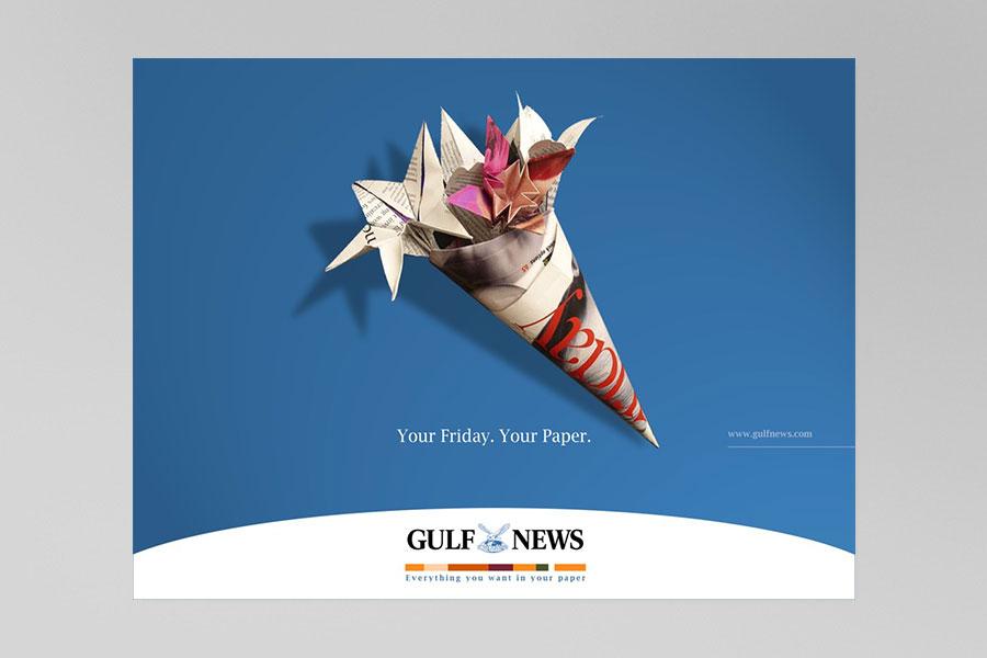 Gulf News Print Ad 11
