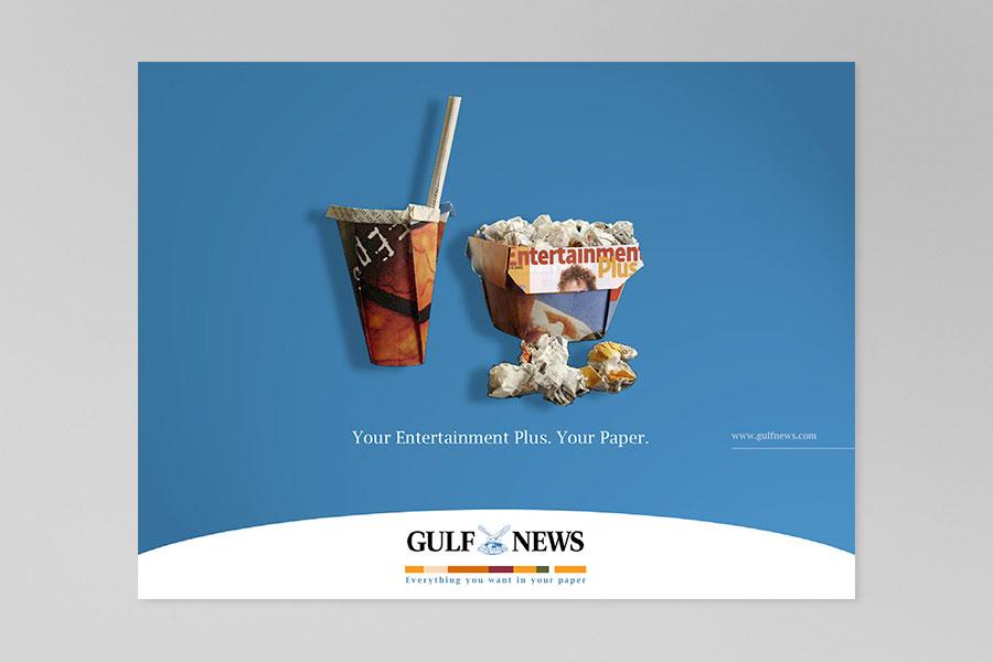 Gulf News Print Ad 2