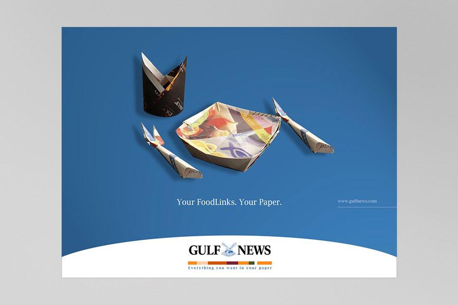 Gulf News Print Ad 9