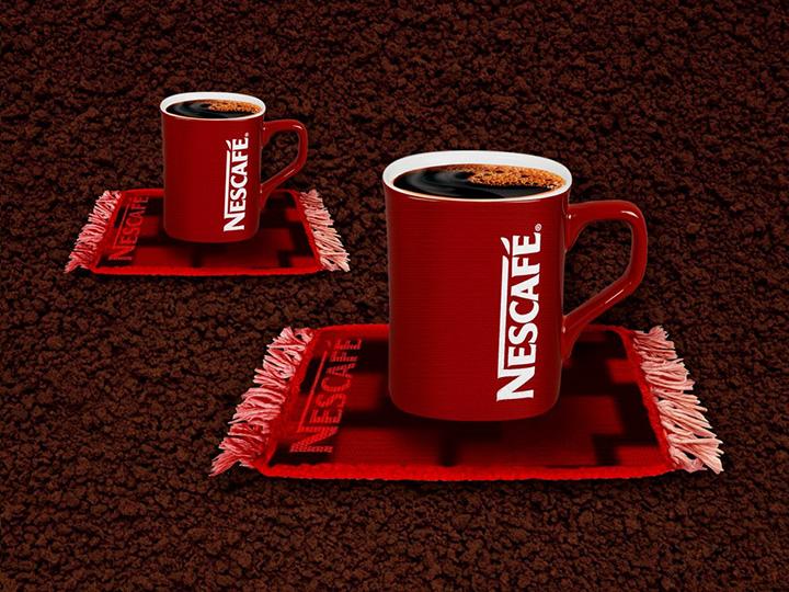 Nescafe Coasters