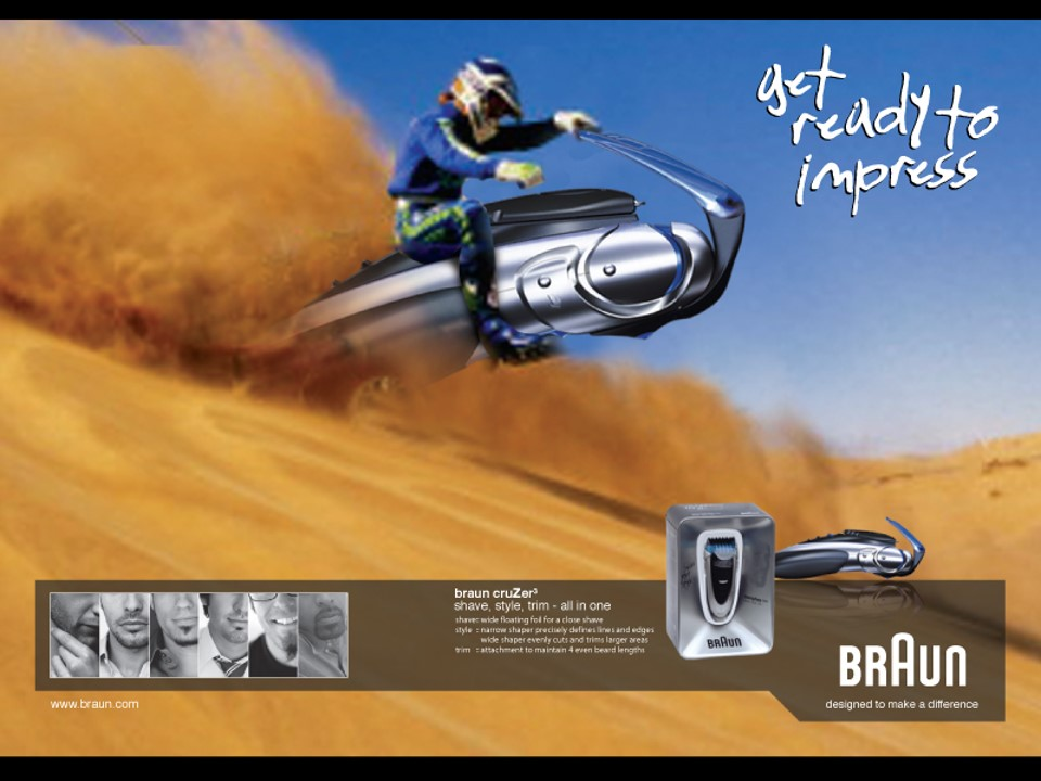 Braun Print Impress 2