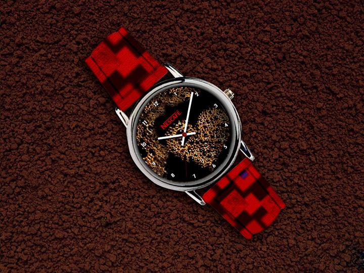 Nescafe Watch