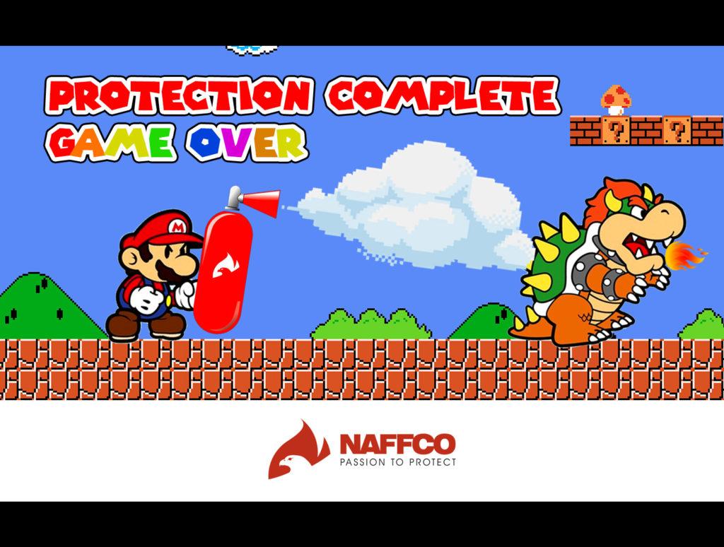 NAFFCO Print Advertising