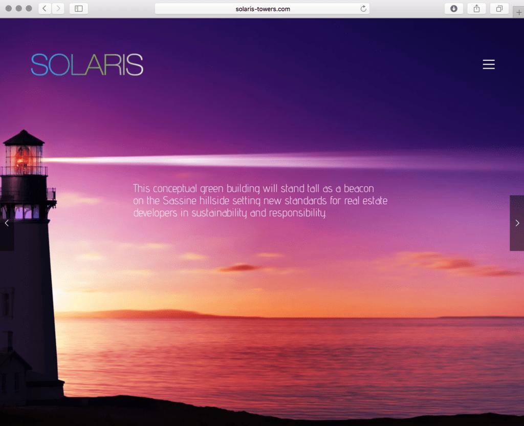 Solaris Website
