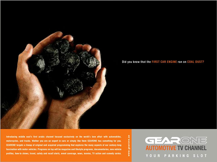 Gearone Print Advertising