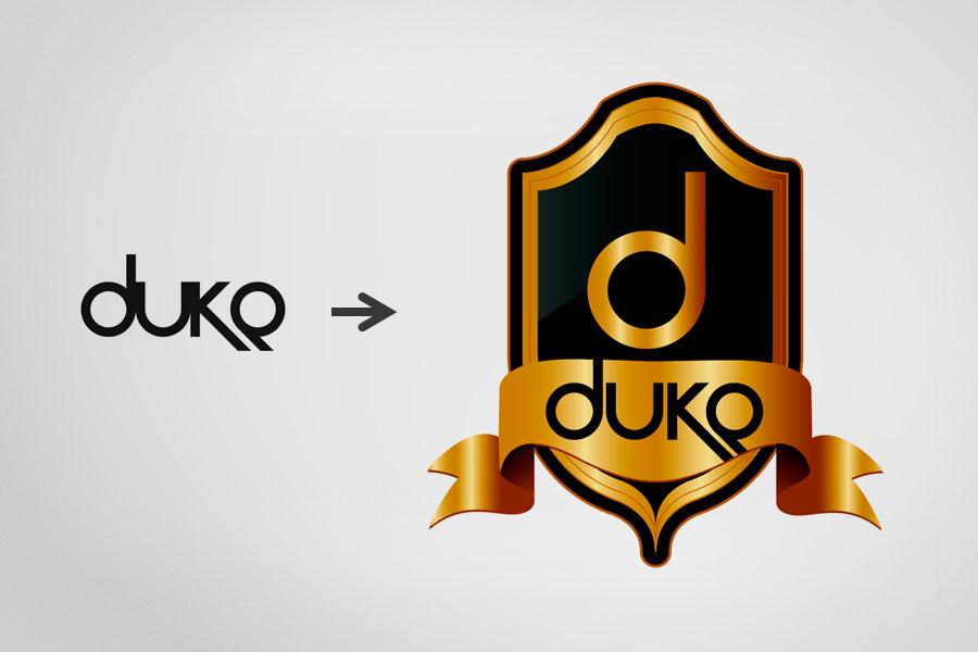 Duke logo uplift