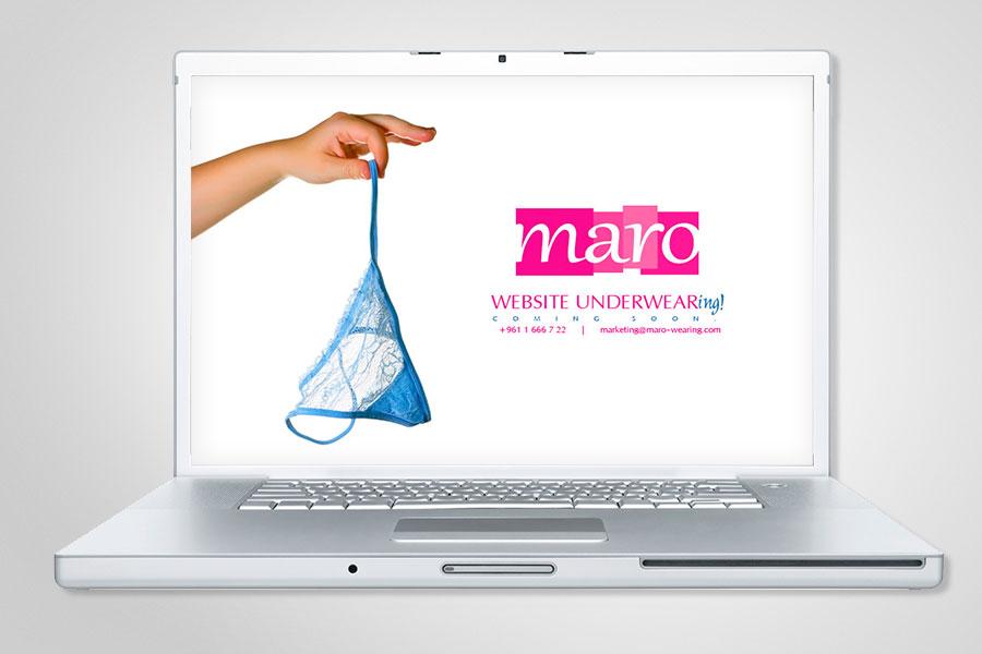 Maro Website