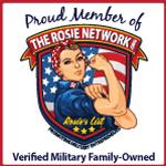 Proud member of The Rosie Network