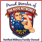 The Rosie Network Badge 150 - About