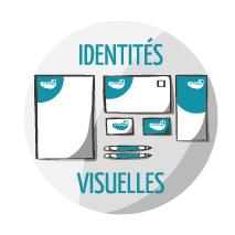 icone identités visuelles Créa-Plume design graphique, conception de supports de communication crea-plume.com