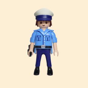 playmobil policier