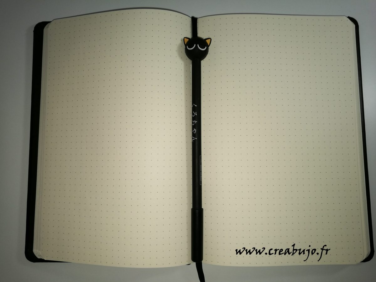 Carnet Bullet journal Rhodia Webnotebook