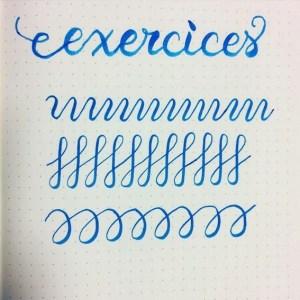 Calligraphie-exercices-brushpen-bujo