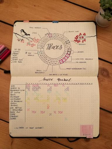 Monthly-log-bullet-journal