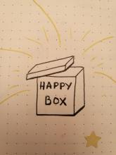 happy box - bujo