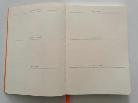 Future log carnet Goalbook