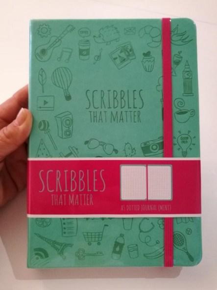 Bullet journal - Scribbles that matter
