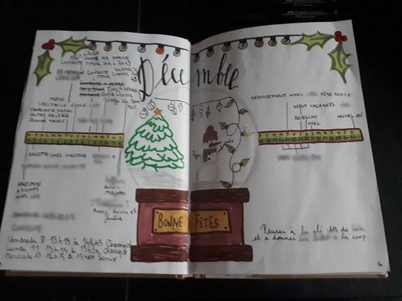 Monthly - log - exemple