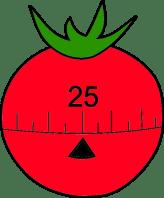 pomodoro - bullet journal