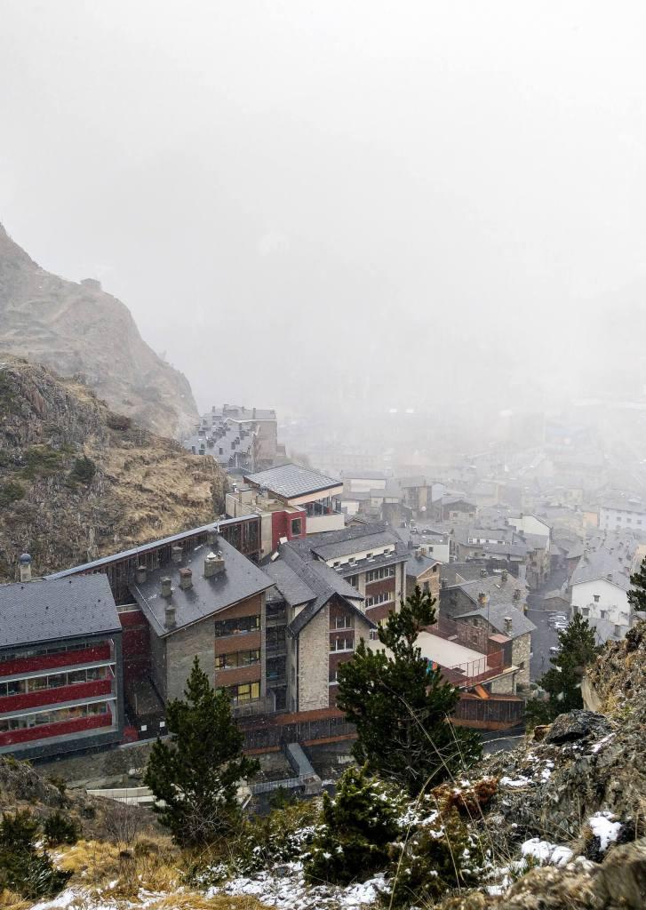 Andorra impuesto de sociedades global
