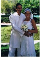 Ceremonia- Frank y Natassja. 1
