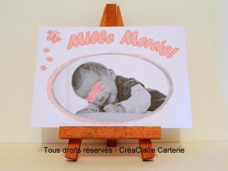 1000 mercis - Ref : MOD-017