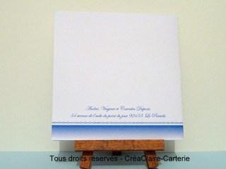 faire part naissance personnalisé photo cigogne bleue-dos