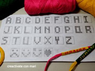 e82e5cd88c1d como hacer pulseras de nombres