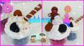Cómo decorar tarros simulando una copa de helado