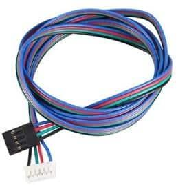 cable moteur imprimante 3d 4-6 pins