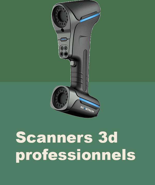 CREADIL scanners 3D