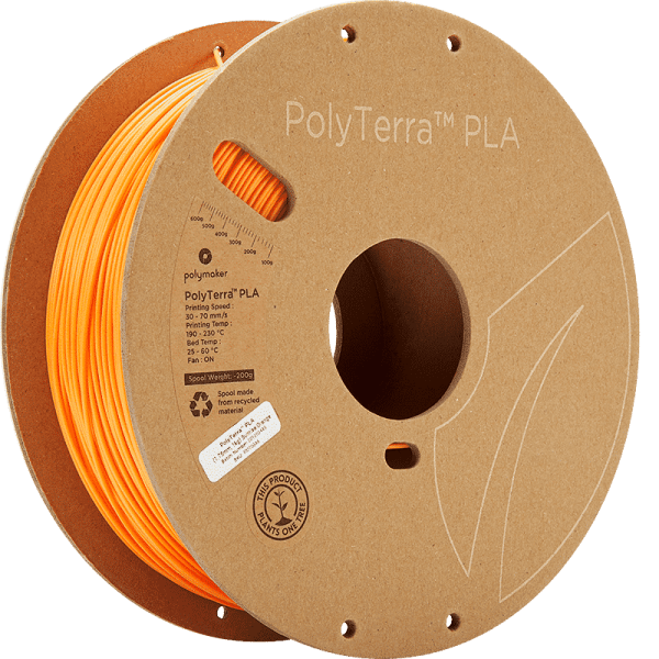 Polymaker Polyterra sunrise orange