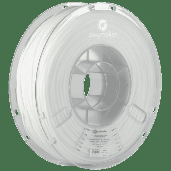 Polymaker Plolyflex TPU 95 Blanc