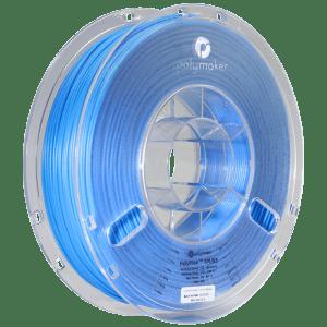 Filament TPU Polyflex bleu Polymaker